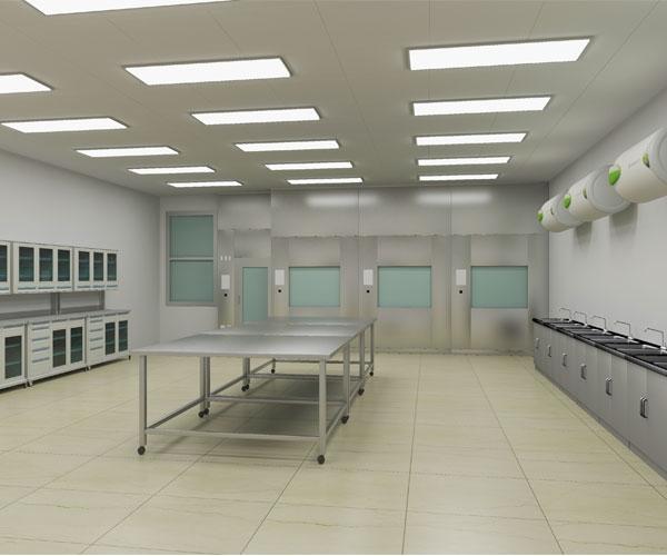 医院消毒供应中心。