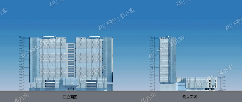 """淮阴区医院扩建工程   会""""呼吸""""的医院建筑"""