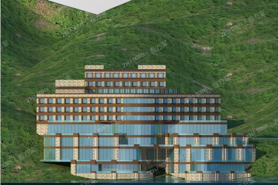 淋漓湖中德康复疗养中心 | 山水环绕,林中小院
