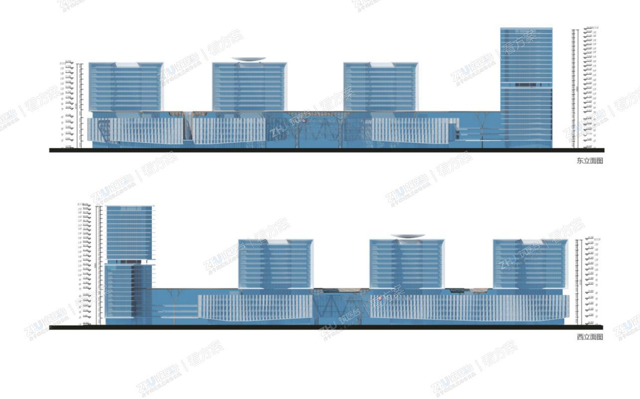 深圳市新华医院建设项目   模块化的绿色医院