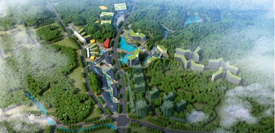 风景这边独好|设立在山水之间的湘西红枫谷康养中心