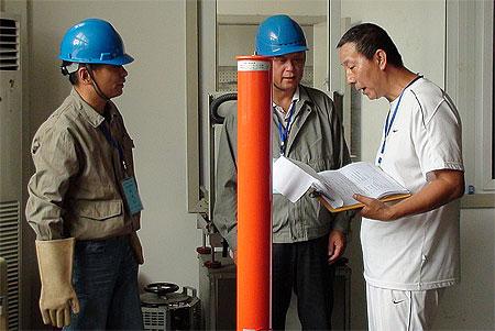 上海卫计委用电技能竞赛促进医院用电安全