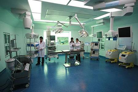 一次看全:县级综合医院医疗设备配置清单