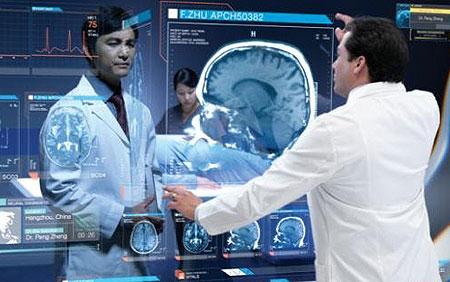 """互联网技术带来变革:未来医院""""在云端"""""""