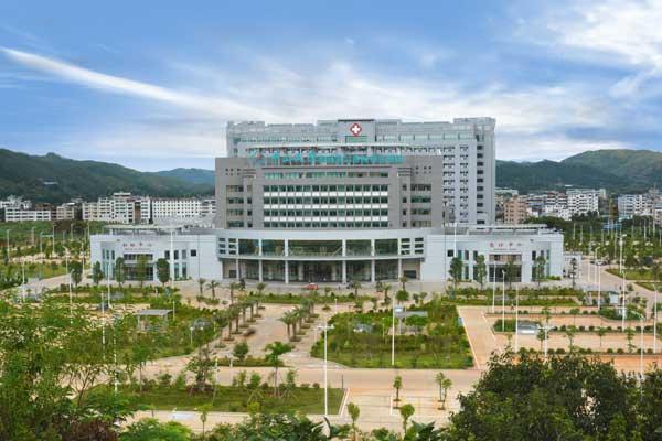 中山大学附属第三医院粤东医院十大亮点
