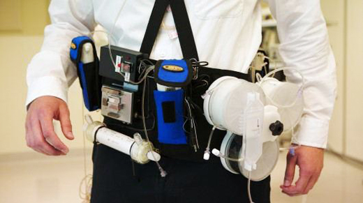 佩戴式人工肾首次通过FDA认证