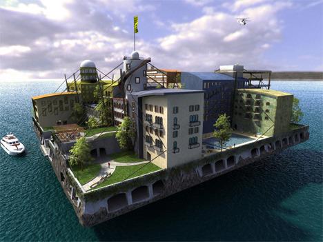 14大未来派绿色建筑