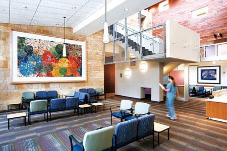 两家英国医院带来的医院建筑设计案例