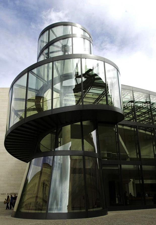 现代建筑设计大师贝聿铭作品欣赏