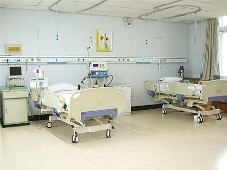 ICU重症监护病房设备的配置与管理