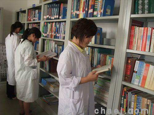 东明县医院:加强文化建设(图)