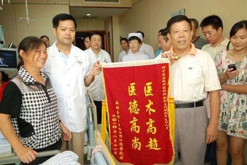 写在江西中寰医院开业一周年之际