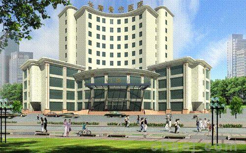 东三省规模最大的骨病专科医院即将投入使用