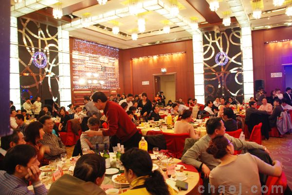 中国医院建筑与装备杂志举行迎新年会