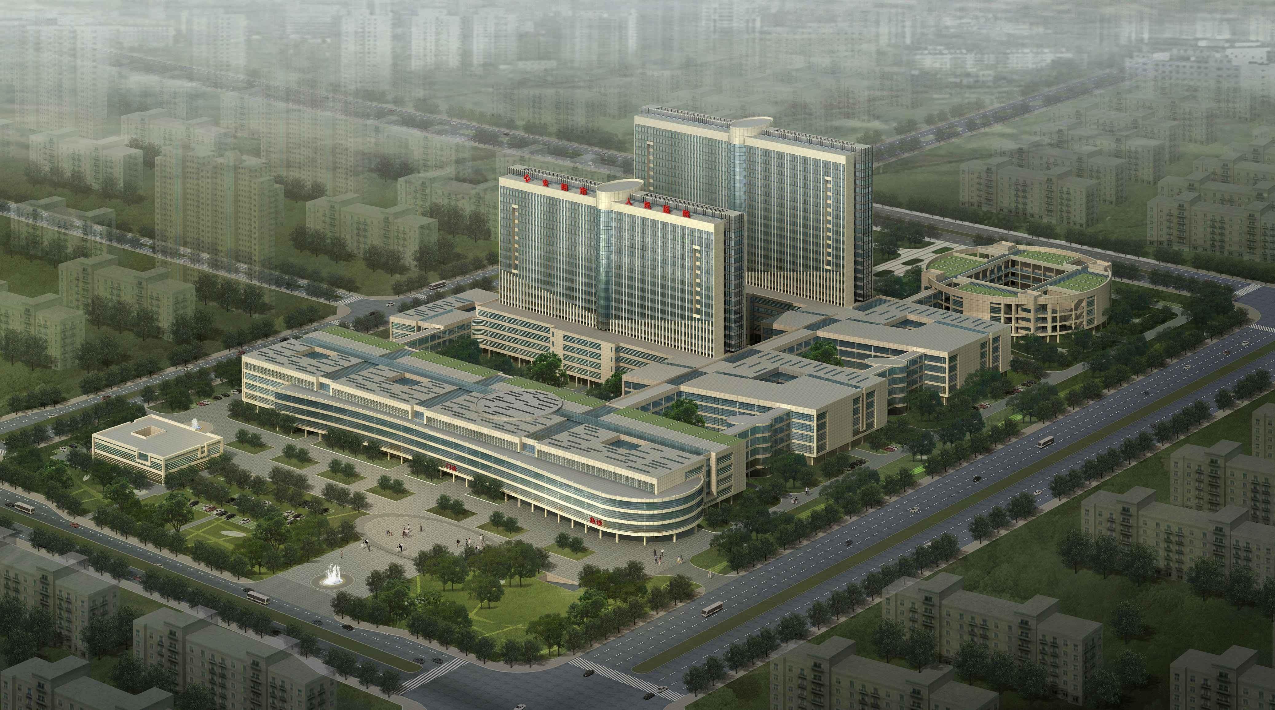 河南安阳人民医院