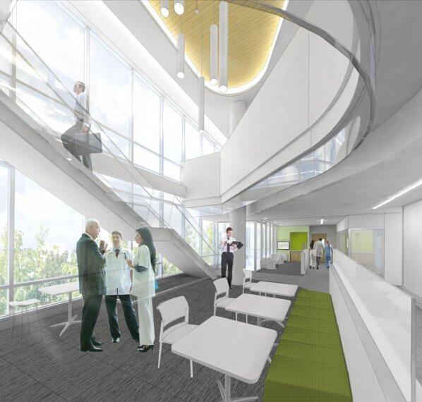 明尼苏达大学门诊中心预计明年初准备就绪接待病人