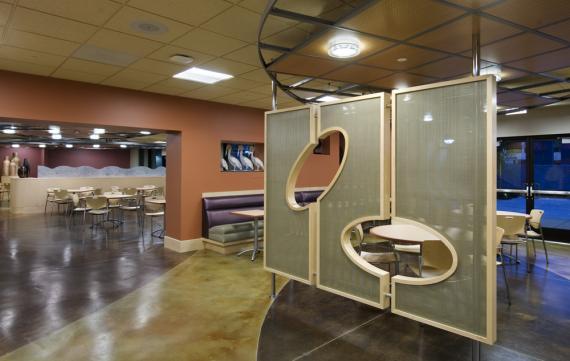 艾森豪威尔医学中心(Eisenhower Medical Center)餐厅