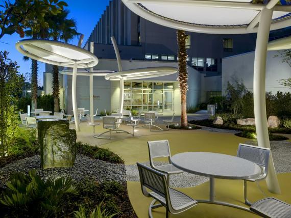 阿尔塔蒙泉的弗罗里达医院(Florida Hospital)餐厅