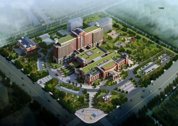 华山医院北院