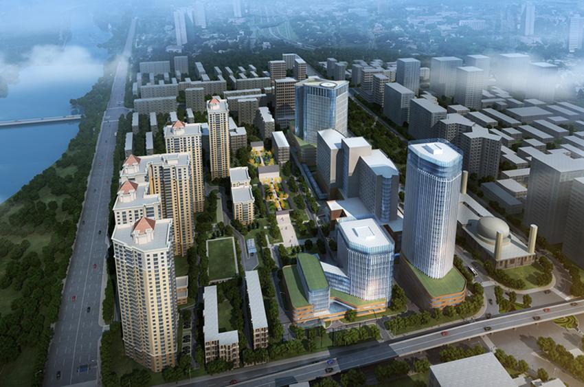 48.兰州大学第二医院总体设计+中国中元国际工程有限公司_副本